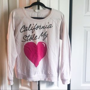 California Forever 21 Crew Neck